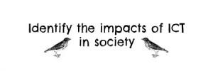 impacts of ICT
